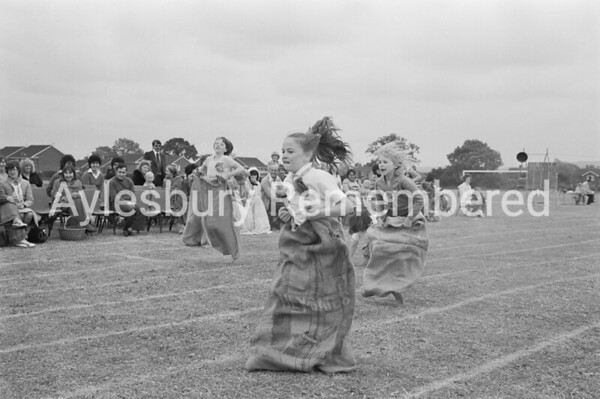 St Edward's Catholic Junior School sports, June 1978