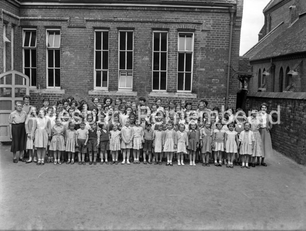 St John's School Centenary, July 15 1956