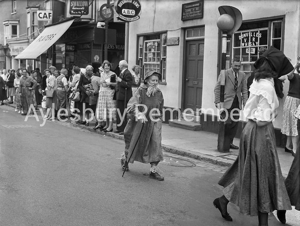 St John's School Centenary, July 17 1956
