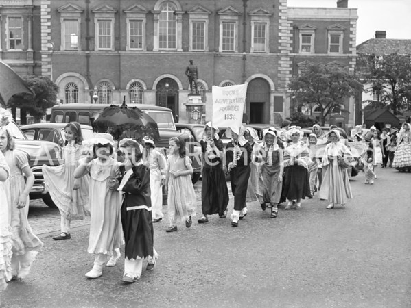 St John's School Centenary, July 17 1956