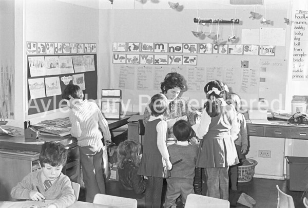 St Joseph's School, Jan 1976