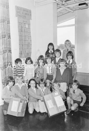 St Joseph's School, July 1977