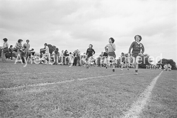St Louis Catholic Primary School sports, June 1981