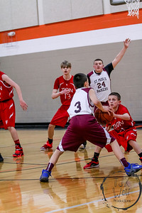 Badger A Boys Basketball