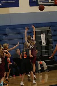 Badger B Girls Basketball