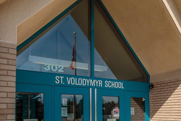 St. Volodymyr School