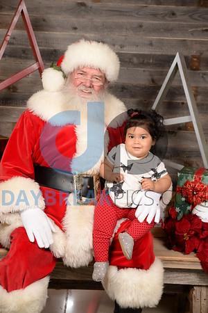 StaffKids Santa and Me 2016
