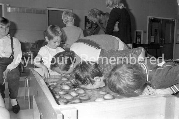 Stocklake Park School fete, Sep 1983