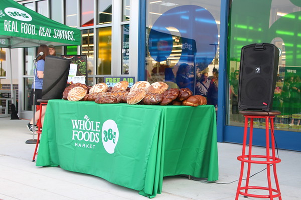 Whole Foods 365 Grant : April 2017