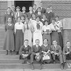 Lynchburg High School Students, ca. 1915  V (09571)