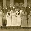 Lynchburg High School Students, ca. 1915  (09567)