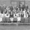 Lynchburg High School Student Class ca 1915  VII (09573)