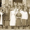 Lynchburg High School Students, ca. 1915  III (09569)