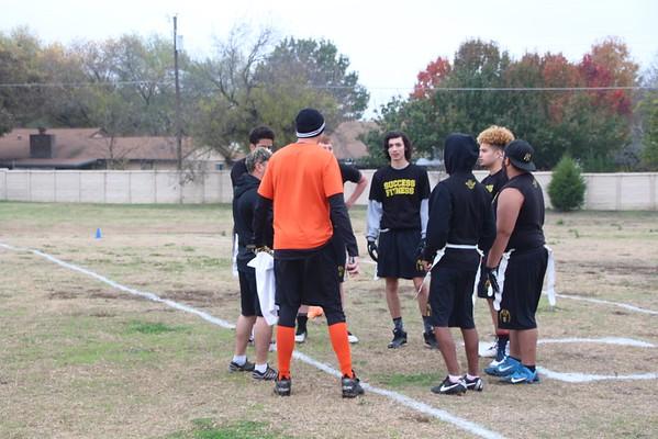 12-16-16 Ft. Hood Flag Football