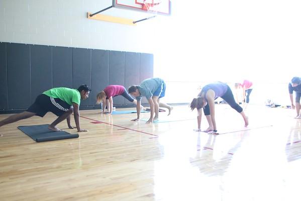 Staff Wellness - Yoga