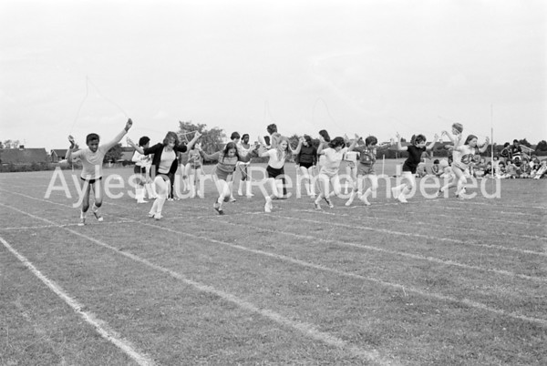 Turnfurlong Middle School sports, June 27 1978