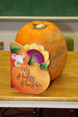 The Happy Pumpkin Reading