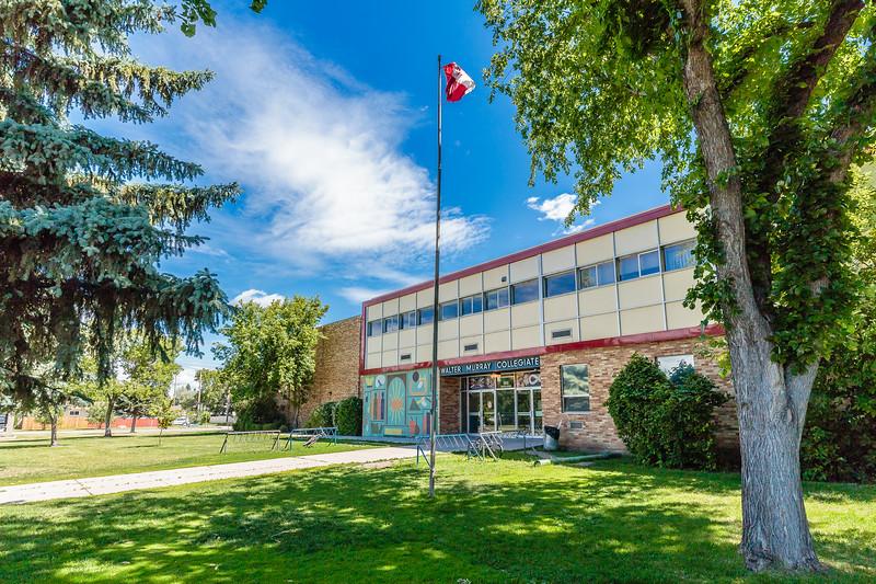 Walter Murray Collegiate School