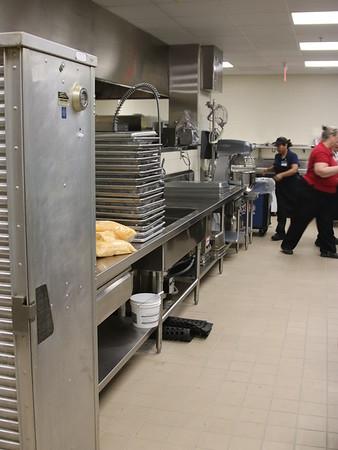 Watauga Elementary's New Cafeteria