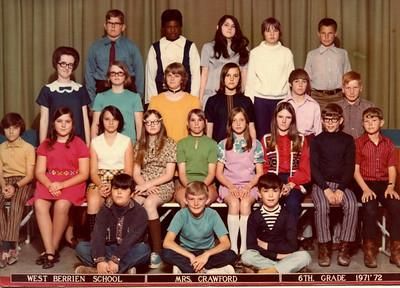 West Berrien School - Various Years