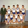 West Berrien Boys Basketball, January 1969