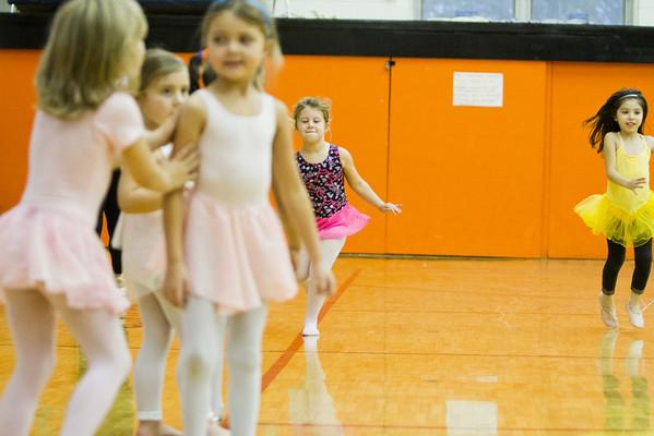Wms Bay Rec Ballet w/ Lacie