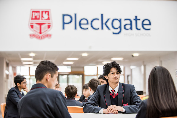 Pleckgate School