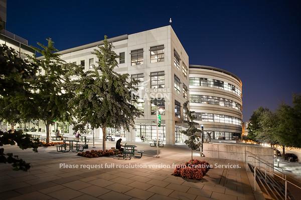 Antonin Scalia Law School, George Mason University.  Photo by:  Ron Aira/Creative Services/ George Mason University