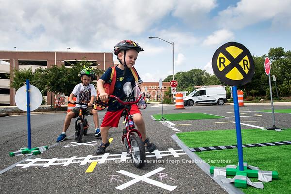 CDC Pop-Up Traffic Garden