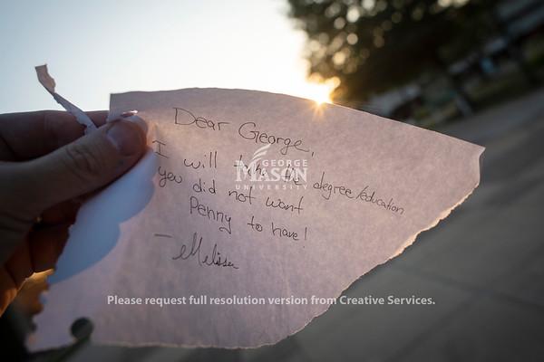 Enslaved Children of George Mason Letter