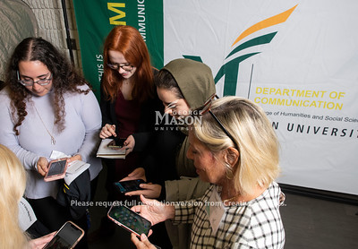 Communication Career Forum - CHSS