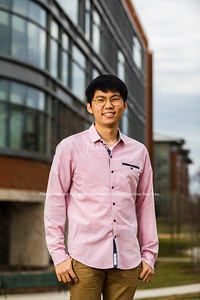 Jay Lee is a sophomore studying anthropology that researched Arab representation in post-9/11 Hollywood media. Photo by Lathan Goumas/Strategic Communications