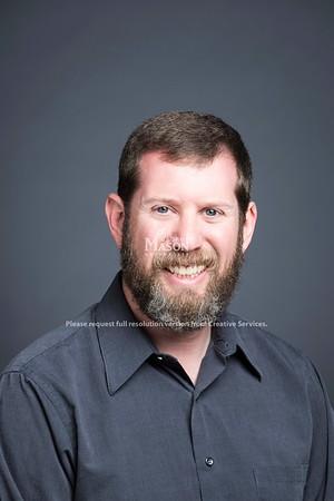 Adam Marcus, Senior Writer, Institute for Humane Studies. Photo by:  Ron Aira/Creative Services/George Mason University