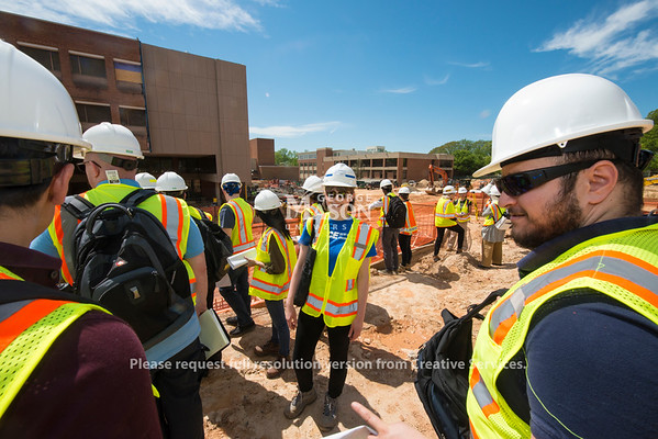 Civil, Environmental, and Infrastructure Engineering Class