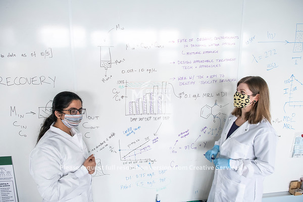 Water Systems Chemistry Laboratory.