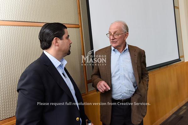 Mason Alumnus Danny Diaz