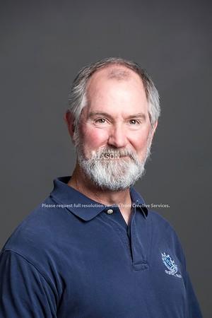 Chuck Leonard.  Photo by:  Ron Aira/Creative Services/George Mason University