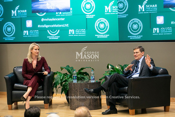 Intelligence Matters Live with Michael Morell