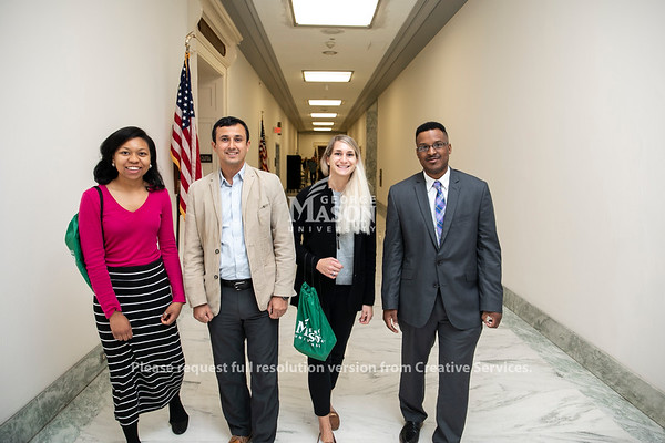 Students in Capitol Hill