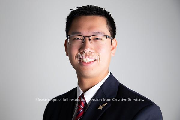Brian K. Ngac, Instructor ISOM Unit, School of Business. Handout photo