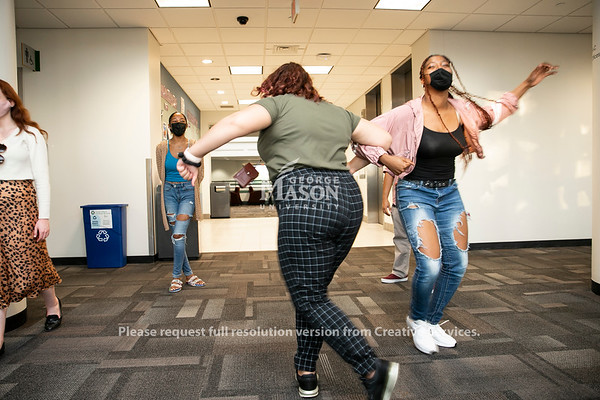 Photo by:  Ron Aira/Creative Services/ George Mason University