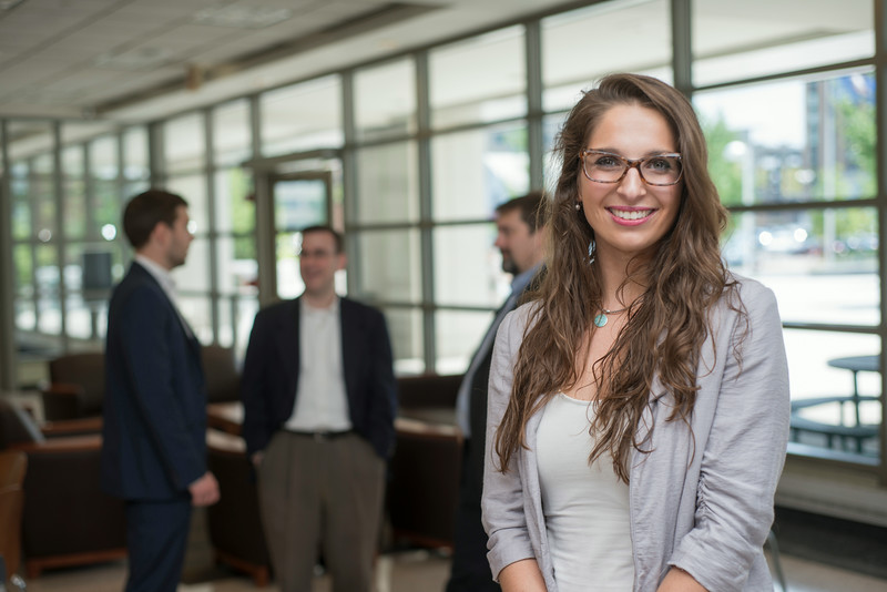 Kristina Pietro, Center for the Protection of Intellectual Property
