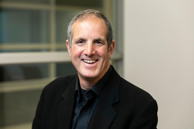 Sean O'Connor, Professor of Law, Antonin Scalia Law School.  Photo by:  Ron Aira/Creative Services