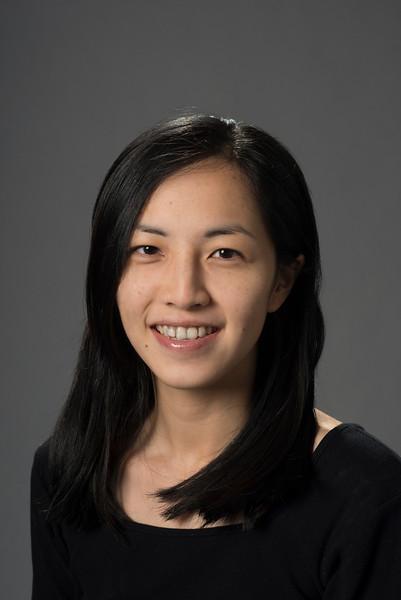 Rita Choi, Senior Research Coordinator, Law & Economics Center. Photo by Creative Services/George Mason University