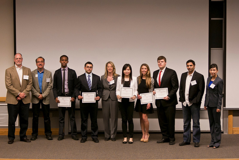 School of Management,  2013 Case Competitions