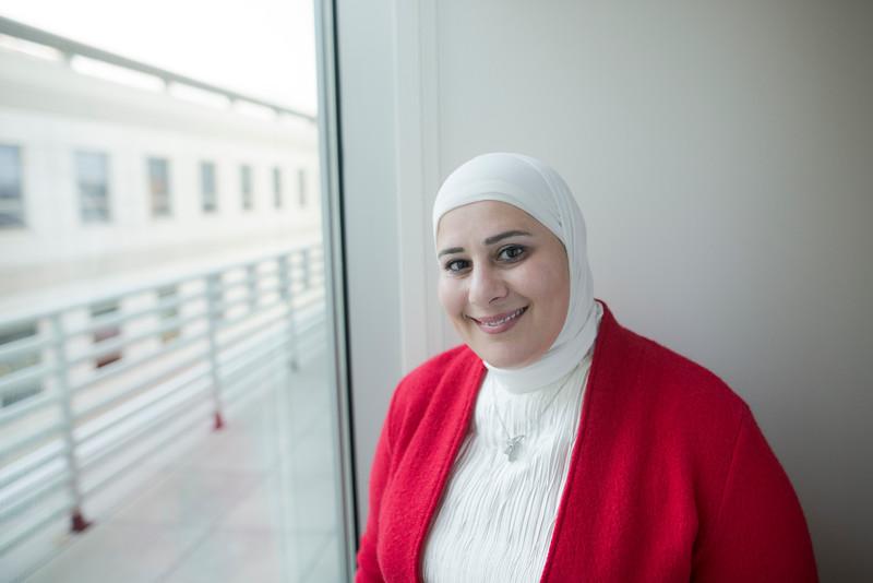 May Abou Ghazaleh, EagleBank scholarship recipient