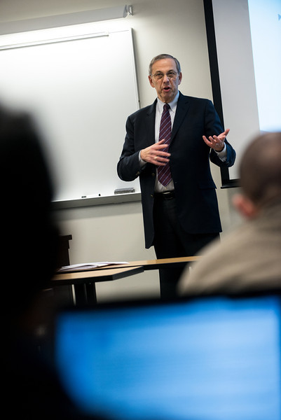 School of Business Fest MBA 725 Leadership class