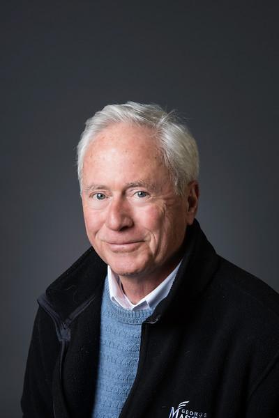 James Harvey, Associate Profesosr of Marketing, School of Business. Photo by Creative Services/George Mason University