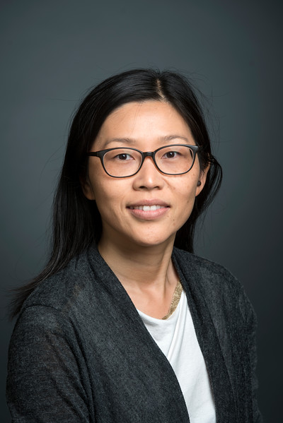 Xin Li, Assistant Professor, Information Systems and Operations Mgmt, School of Business.  Photo by Evan Cantwell/Creative Services/George Mason University