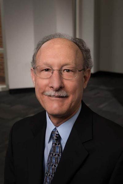 David Kravitz, Professor, Management, School of Business. Photo by Creative Services/George Mason University
